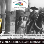 Mexico Real Cafe and Pedro Armendariz
