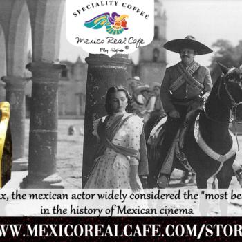 Mexico Real Cafe and Pedro Armendariz